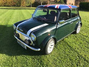 2000 Rover Mini Cooper LE 40th For Sale