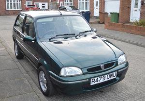 1998 Rover 114SLi Auto