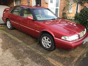 1998 Rover 825 Sterling Saloon For Sale