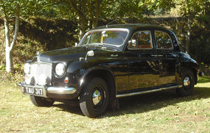 1954 Rover 90 P4 Low Wing (The holy grail of P4's) For Sale