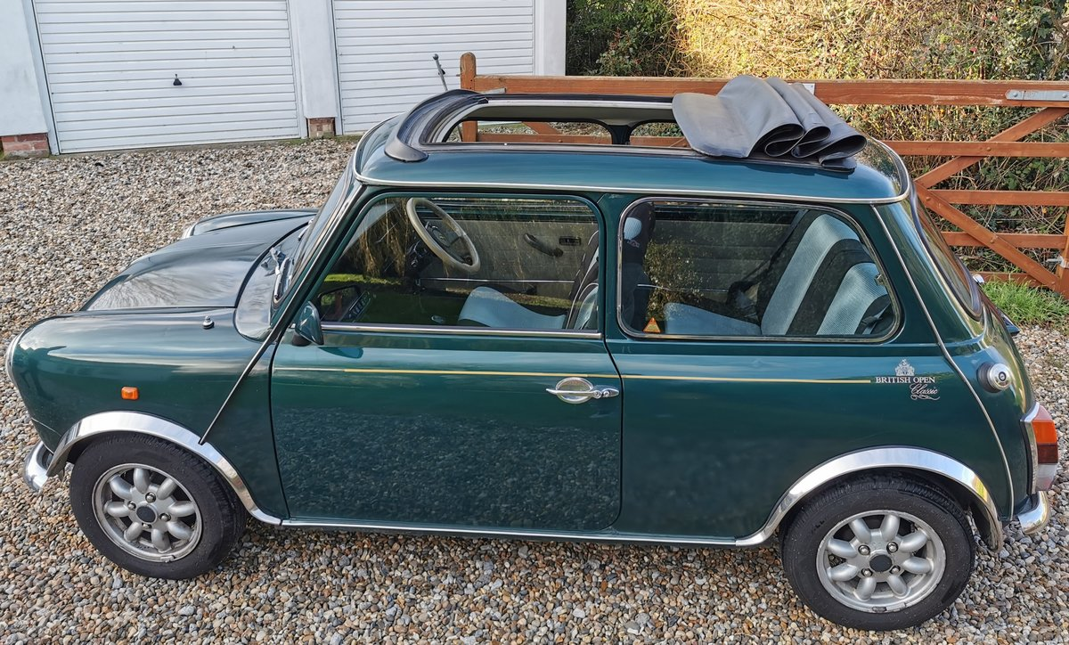 1992 Mini British Open Classic SOLD (picture 2 of 6)