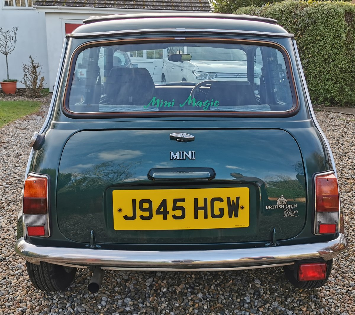 1992 Mini British Open Classic SOLD (picture 4 of 6)