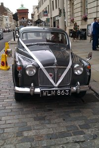 1959 Rover P4 For Sale