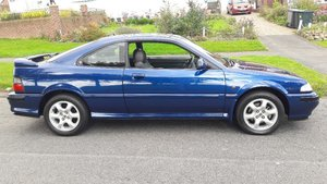Rover 220 coupe turbo, 10260 miles, concourse car