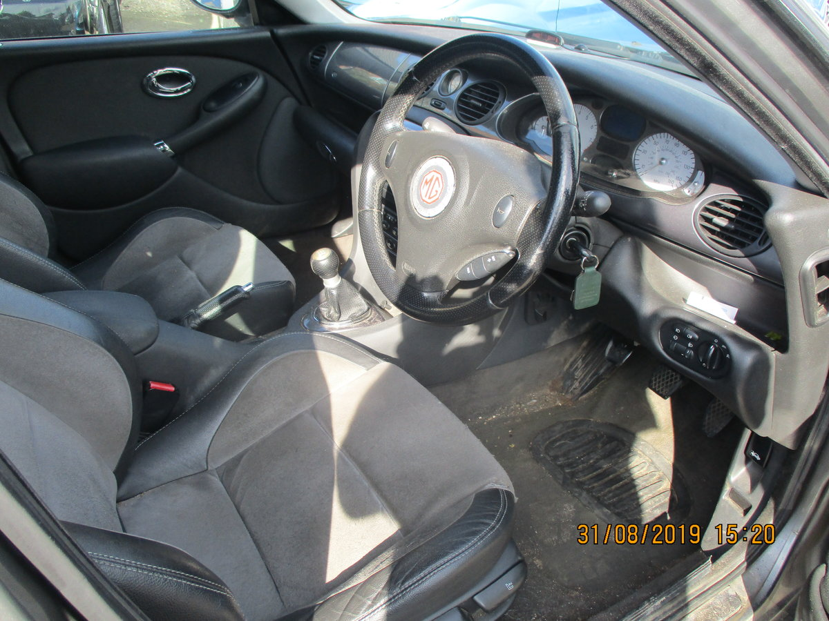 2003 MG 75 TOURING V/6 PETRIL MANAUL SUPER DRIVER RECENT CAM BELT For Sale (picture 5 of 6)