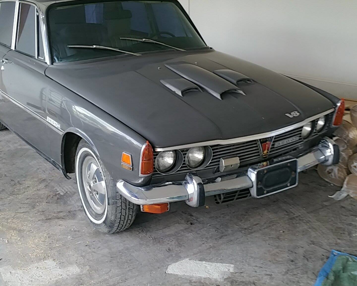 1970 Rover P6 3500S Nada Totally original  For Sale (picture 1 of 5)