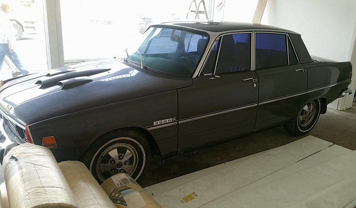 1970 Rover P6 3500S Nada Totally original  For Sale (picture 5 of 5)