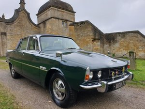 1973 Rover P6 3500 S P.A.S at ACA 25th January  For Sale
