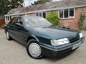1989 Rover 827 Si Auto NO RESERVE at ACA 25th January  For Sale
