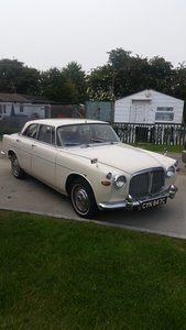1965 Gorgeous rover p5 coupe For Sale