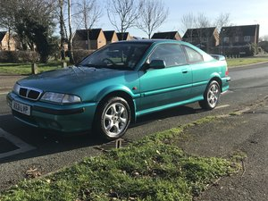 1994 Stunning Rover 220 coupe, 53k