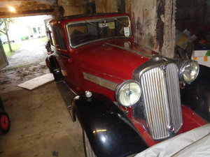 1935 Rover 10. Rare model P1 For Sale