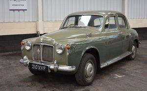 1961 Rover P4 80