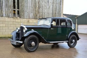 1934 Rover Ten Coupe For Sale by Auction
