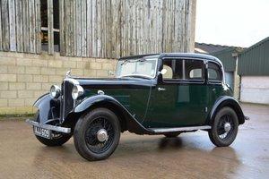 1934 Rover Ten Coupe