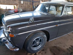 1973 Rover P5 saloon very original