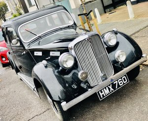 Rover  P2 16  1938 Model salon