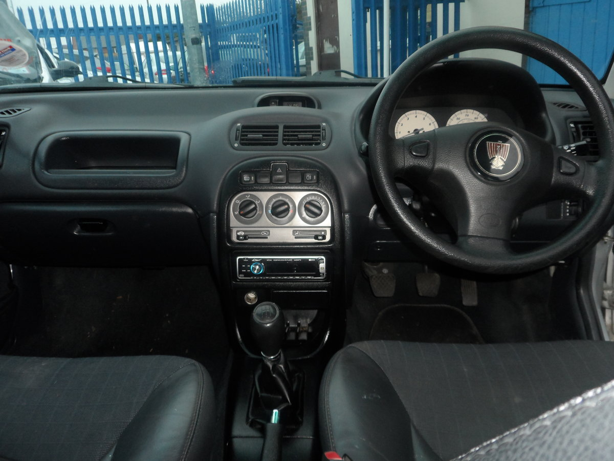 2004 PRIVATLEY OWNED A ROVER 25 SPORT 5 DOOR HACHBACK SMART CAR For Sale (picture 4 of 6)