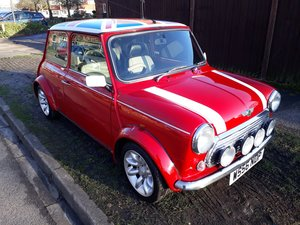 2000 Rover Mini Cooper Sport For Sale by Auction