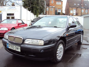 1997 Rover 600 623 GSI – Old Skool Retro – With Full Leather SOLD