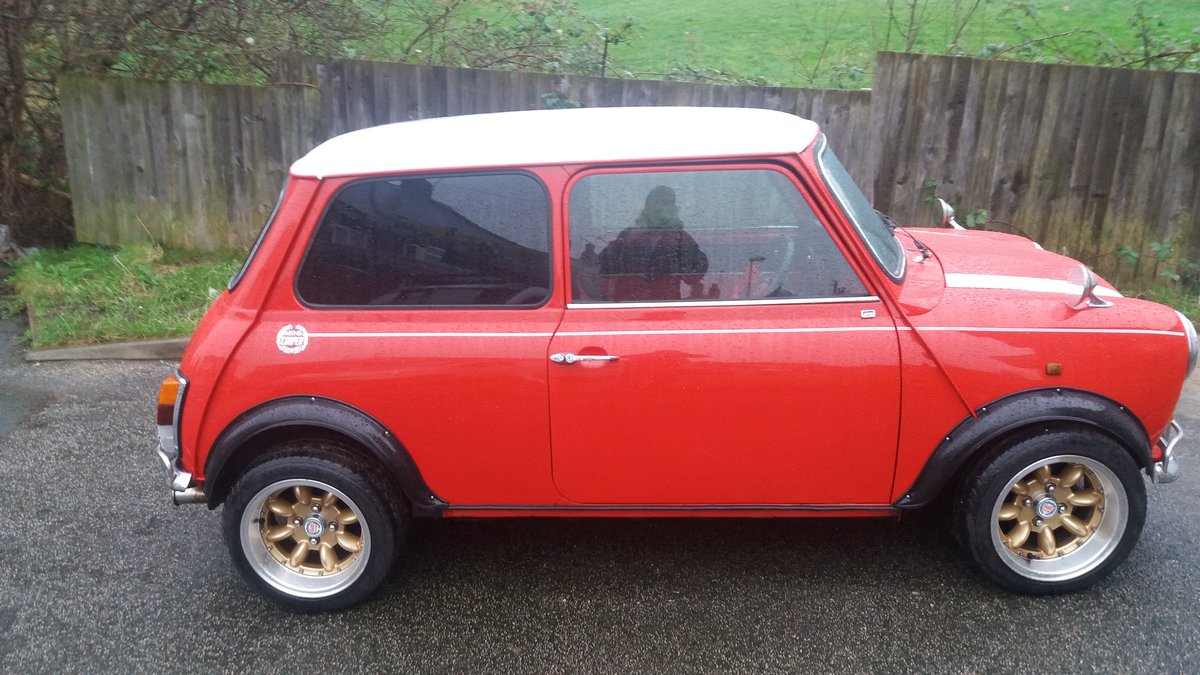 1996 Mini Mayfair For Sale (picture 1 of 4)