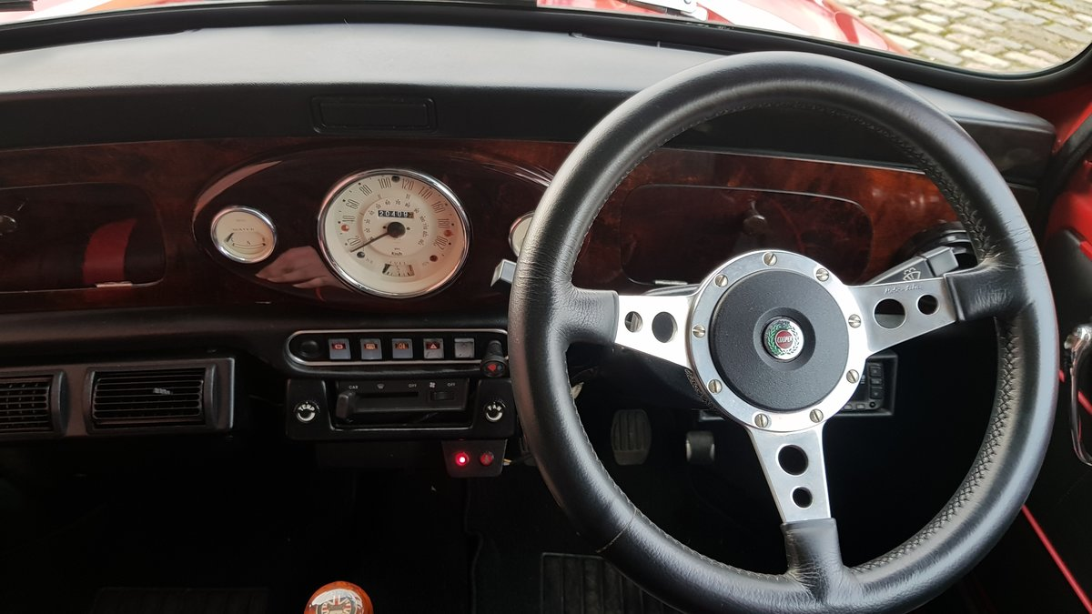 1997 ROVER MINI COOPER 1300 MANUAL * MONTE CARLO STYLE * INVESTAB For Sale (picture 5 of 6)
