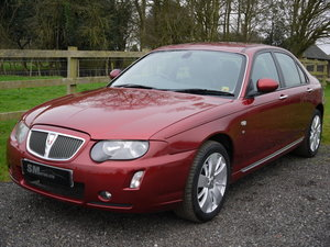 2006 ROVER 75 CONTEMPORARY SE SALOON AUTO