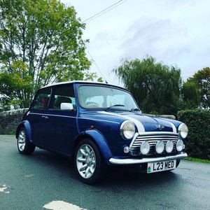 2000 Classic Mini For Sale
