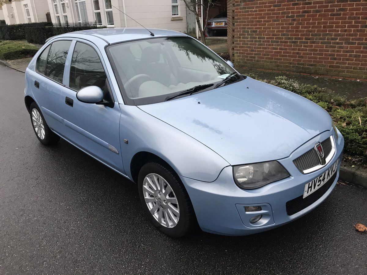 2004 Rover 25 Low mileage car good investment For Sale (picture 1 of 6)
