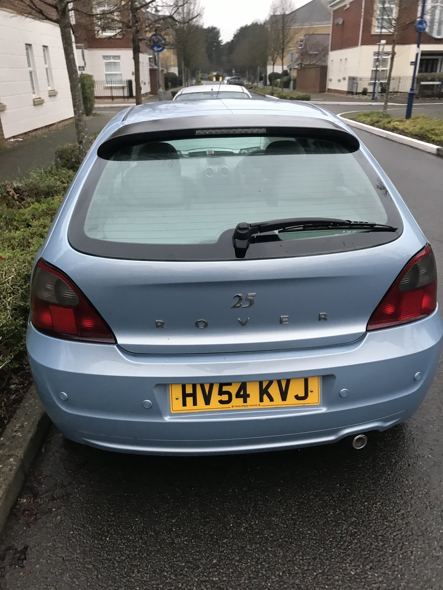 2004 Rover 25 Low mileage car good investment For Sale (picture 2 of 6)