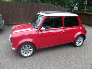 2000 Rover mini cooper sport mpi For Sale