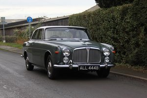 1964 Rover P5 Coupe, 34550 Miles, 1st Owner 40 Years, Top Class