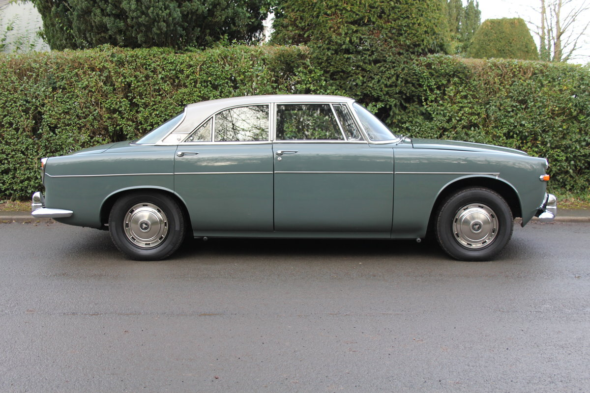 1964 Rover P5 Coupe, 34550 Miles, 1st Owner 40 Years, Top Class For Sale (picture 7 of 24)