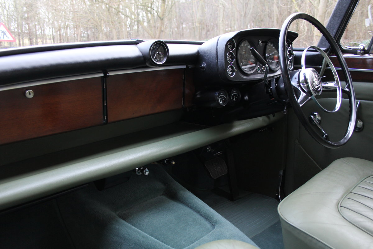 1964 Rover P5 Coupe, 34550 Miles, 1st Owner 40 Years, Top Class For Sale (picture 11 of 24)