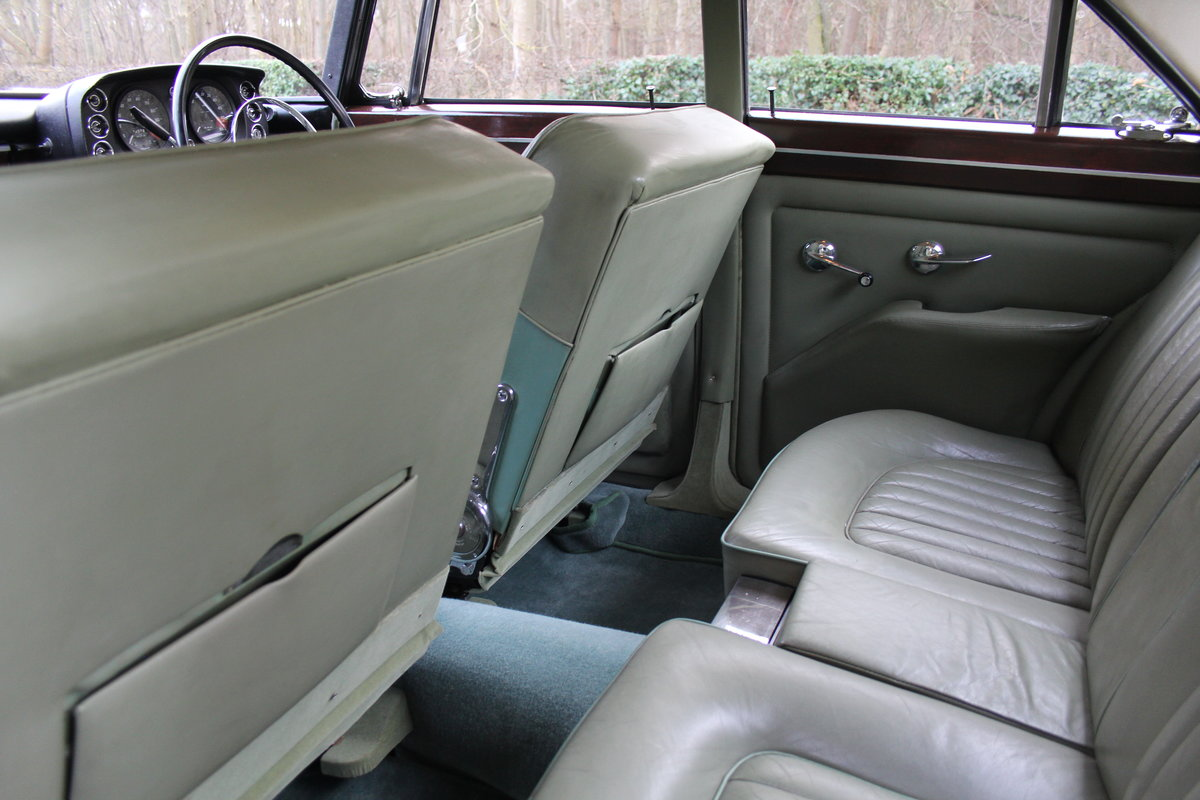 1964 Rover P5 Coupe, 34550 Miles, 1st Owner 40 Years, Top Class For Sale (picture 14 of 24)
