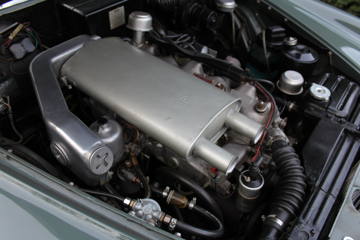 1964 Rover P5 Coupe, 34550 Miles, 1st Owner 40 Years, Top Class For Sale (picture 19 of 24)