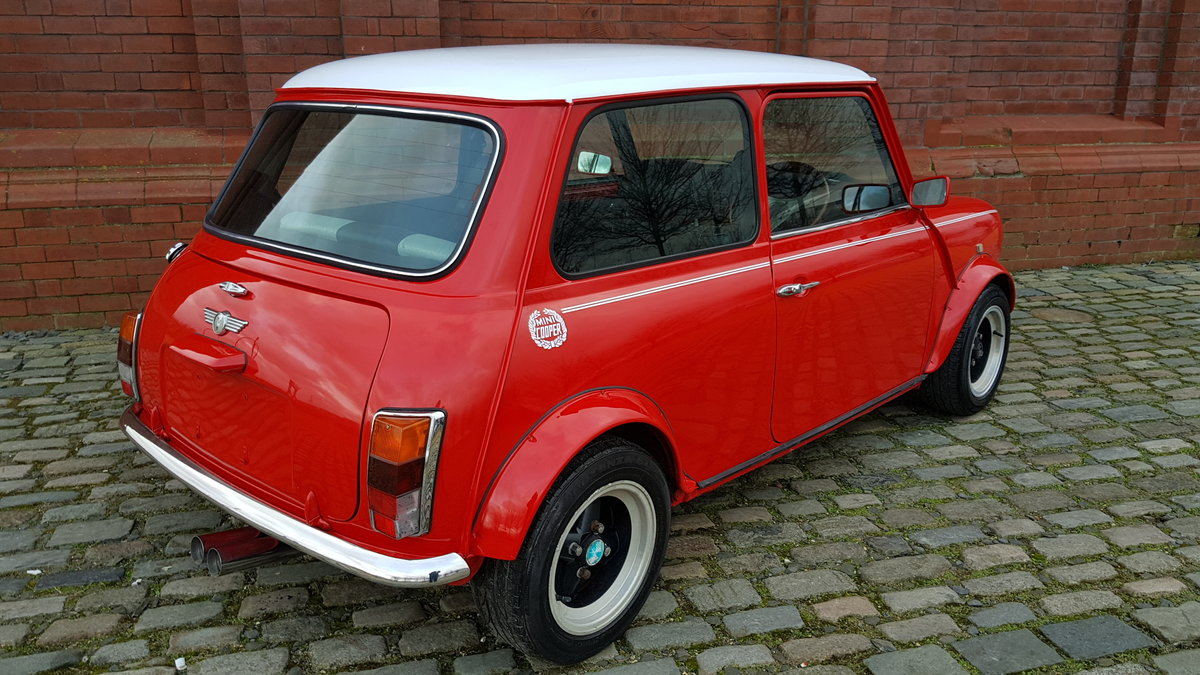 1998 ROVER MINI COOPER 1300 MANUAL * ONLY 39000 MILES * For Sale (picture 2 of 6)