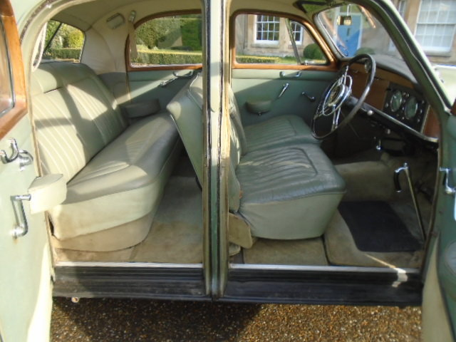 1961 Rover P4 100 + Overdrive.  For Sale (picture 5 of 6)