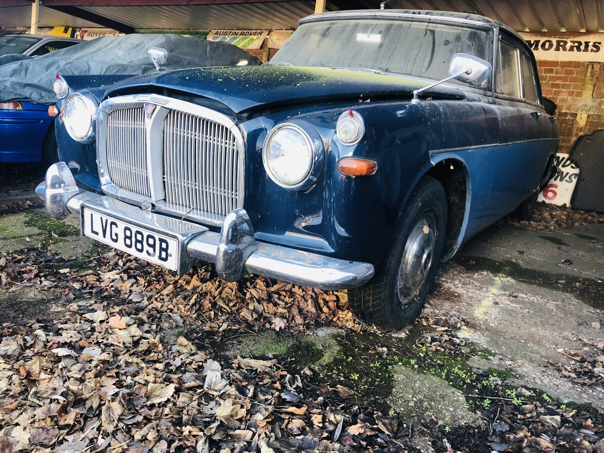 1964 ROVER P5 3000 SALOON MK 2 For Sale (picture 1 of 1)