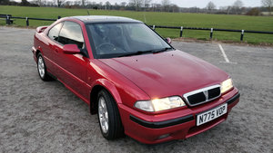 1995 Rover 220 Coupe Turbo