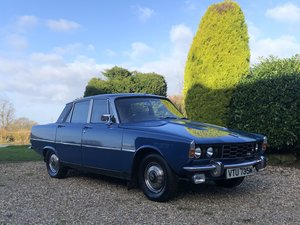 Picture of 1973 Rover 2000 TC P6 Last Owner 29 Years Stunning Condition SOLD
