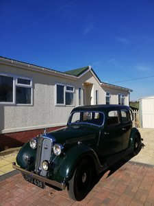 1937 P2 Rover 12 For Sale