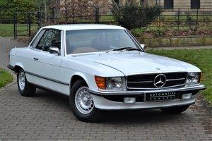 1972 C107 1973 Mercedes-Benz 350SLC  For Sale