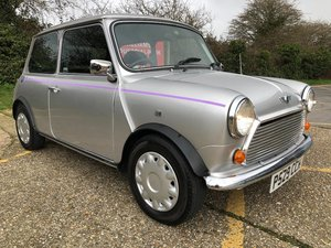1996 Rover Mini Equinox. Limited Edition. 1275cc. Only 56k For Sale
