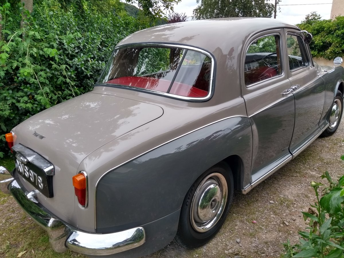 1960 Rover 100 SOLD (picture 3 of 6)