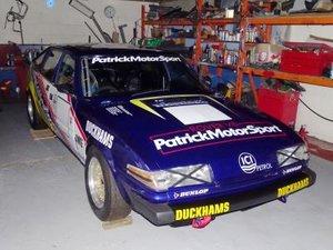 1980 Rover SD1 Group 1.5 Race Car