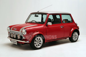 2000 Rover Mini Cooper Sport 500 Saloon For Sale by Auction