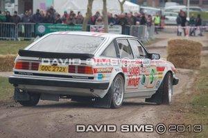 1982 Rover SD1 FiA Race Car