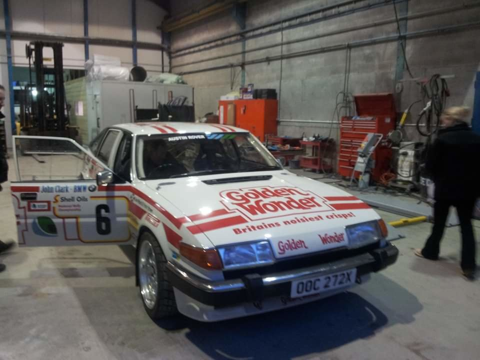 1982 Rover SD1 FiA Race Car For Sale (picture 4 of 6)