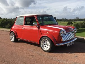 1993 Rover Mini Italian Job  For Sale